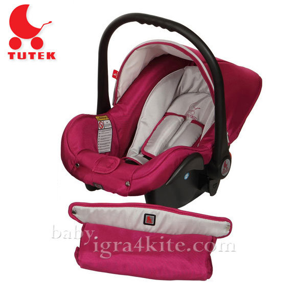 Tutek - Столче за кола Grander Purple/Silver