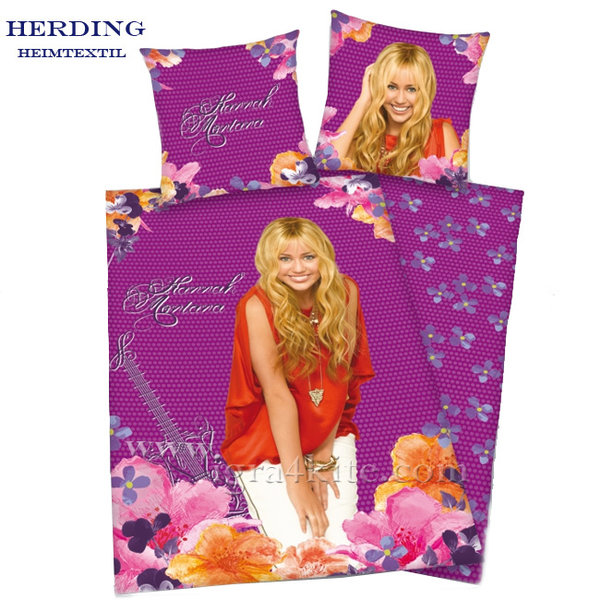 Herding - Спален комплект Hannah Montana 2 части