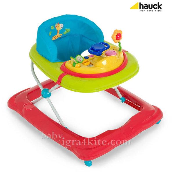 Hauck - Проходилка със забавен панел Player Jungle Fun 642016