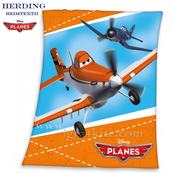 Herding - Детско одеало Disney Planes