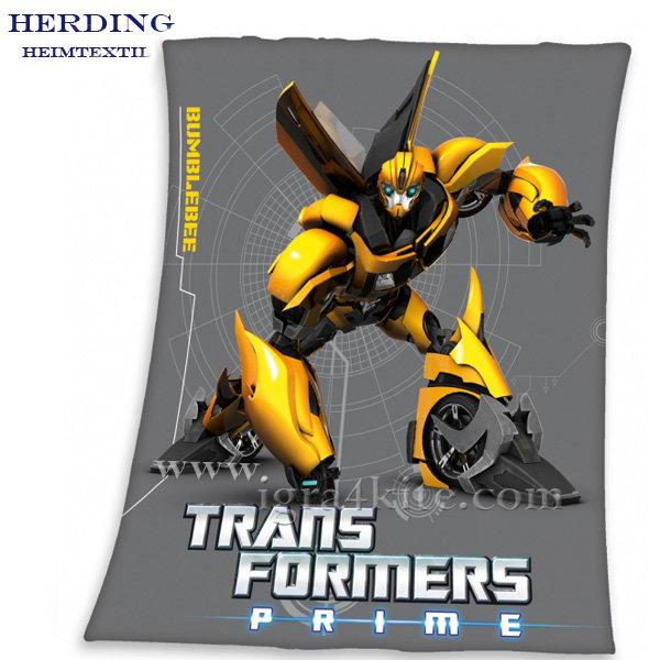 Herding - Детско одеало Transformers