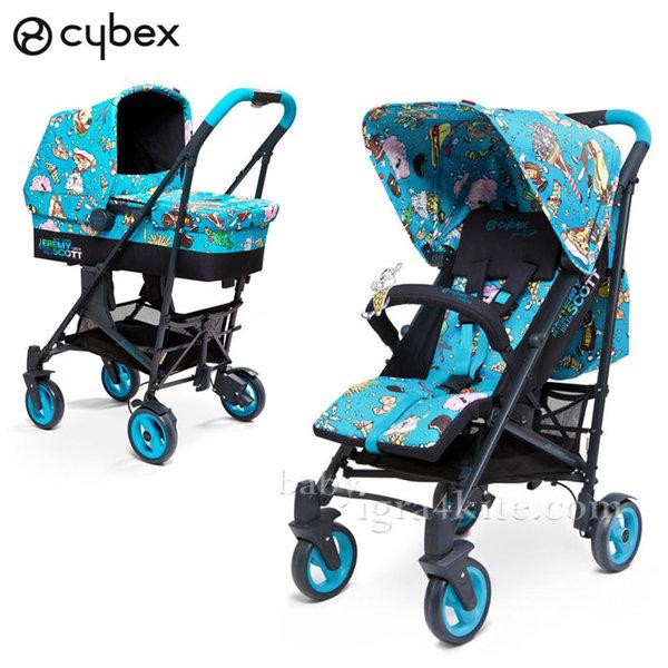 Cybex - Бебешка количка Cybex Callisto Jeremy Scott