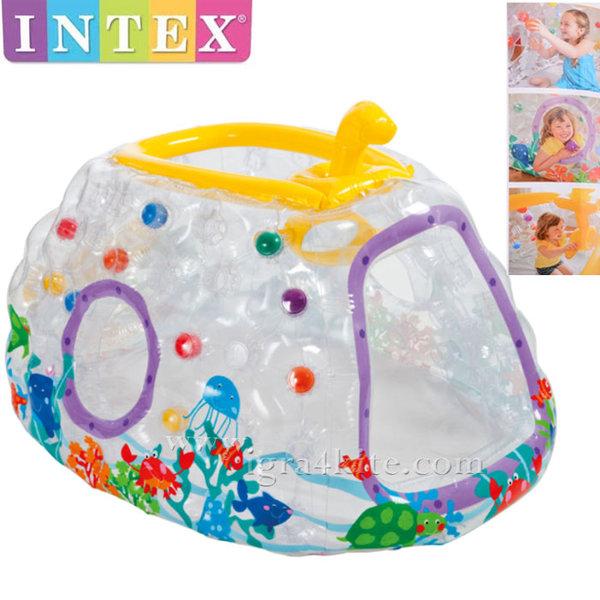 Intex - Детска прозрачна подводница 48664