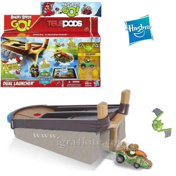 Angry Birds - Площадка за изстрелване Angry Birds Go