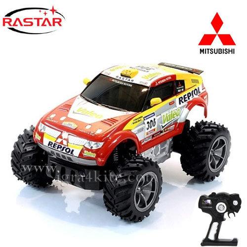 Rastar - Джип Pajero с дистанционно управление 1:18 20100