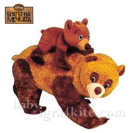 Disney - Братът на мечката Кенай и Кода