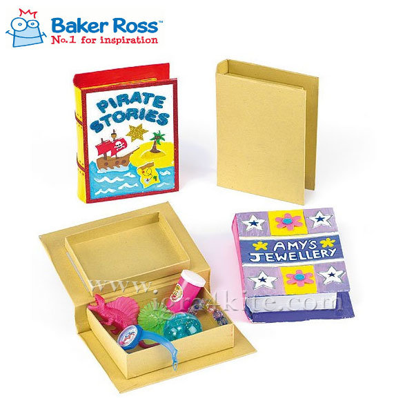 Baker Ross - Кутия за тайни EK3067