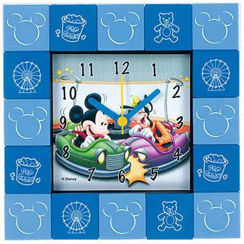 Disney - Мики и Гуфи - Стенен часовник