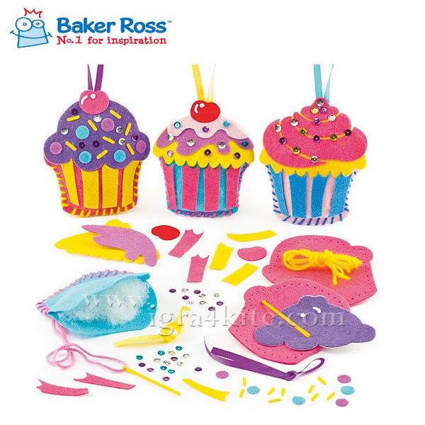 Baker Ross - Направи мъфини ET578