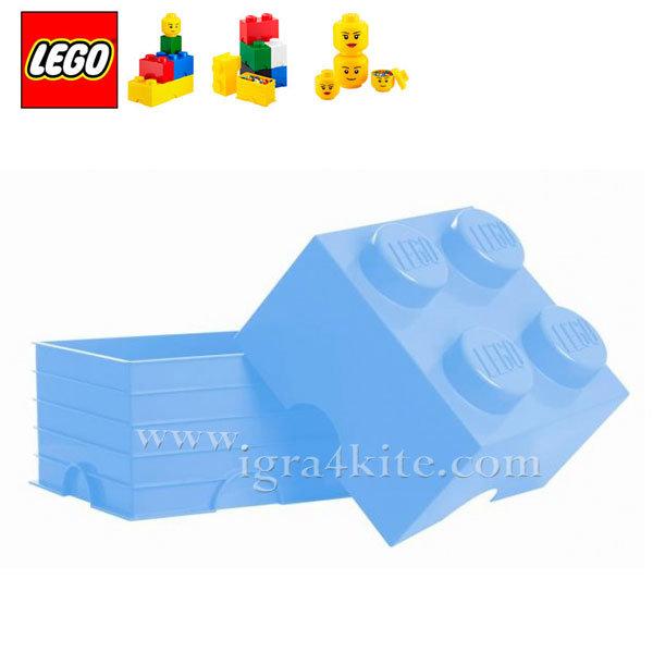 Lego 40031736 Аксесоари - Кутия за съхранение 2x2
