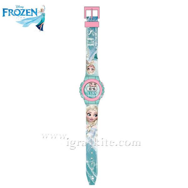 Disney Frozen - Ръчен електронен часовник Замръзналото кралство 16858