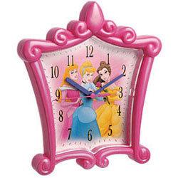 Disney - Принцеси вълшебно огледало - Стенен часовник