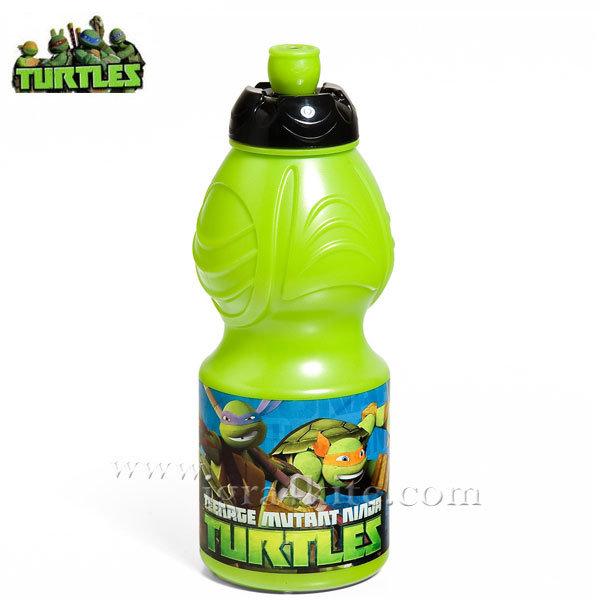 Костенурките Нинджа - Шише за вода Turtles 334-0102