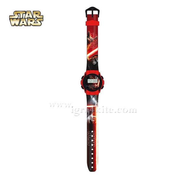Disney Star Wars - Ръчен електронен часовник Междузвездни войни 70220
