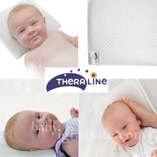 Theraline – Бебешка възглавница  Baby Pillow 140002