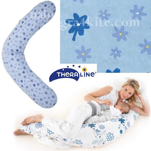 Theraline – Възглавница за бременност и кърмене Original 144006