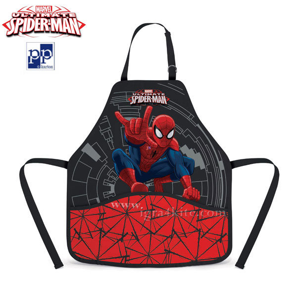 Karton P+P Spiderman - Престилка за рисуване Спайдърмен 3-059