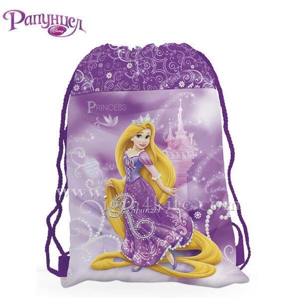 Karton P+P Princess Rapunzel - Спортна торба Рапунцел 1-053