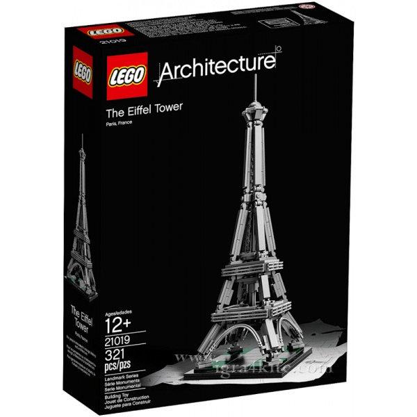 Lego 21019 Архитектура - Айфеловата кула