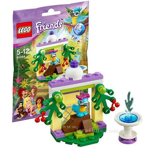 Lego 41044 Friends - Фонтанът на папагала
