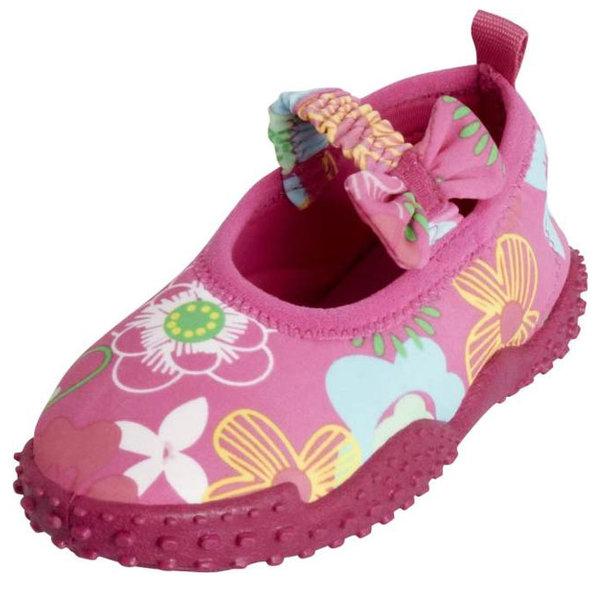 Playshoes Flowers - Детски обувки за вода 28-31