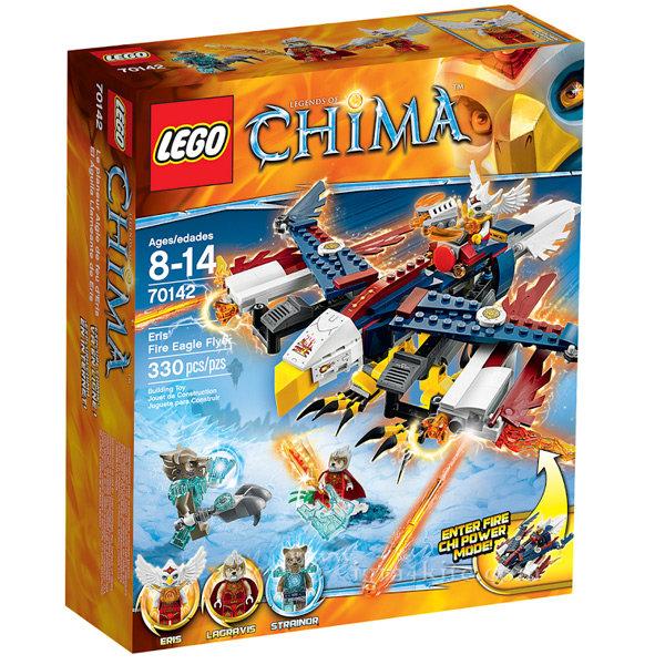 Lego 70142 Chima - Огнения орел летяща машина на Ерис