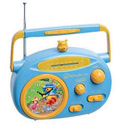 Disney - Радио - будилник Мечо Пух
