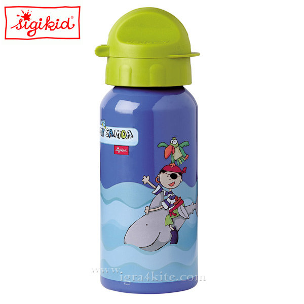 Sigikid - Sammy Samoa Детска бутилка за вода 24483