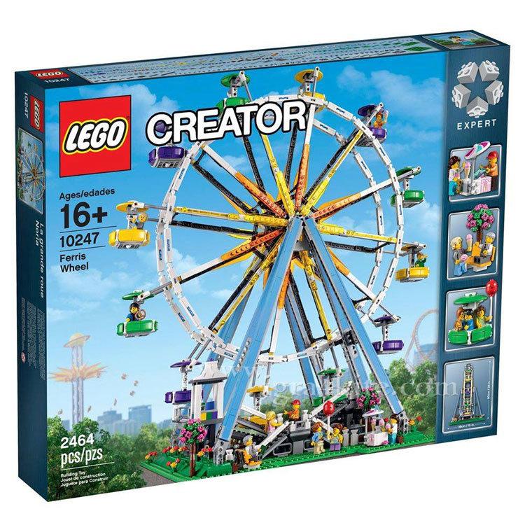 ab30e8d2126 Lego 10247 Creator - Виенско колело - Детски играчки от igra4kite.com