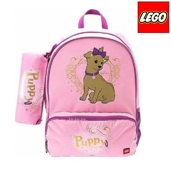 Lego Light - Раница за детска градина Лего Puppy 14160