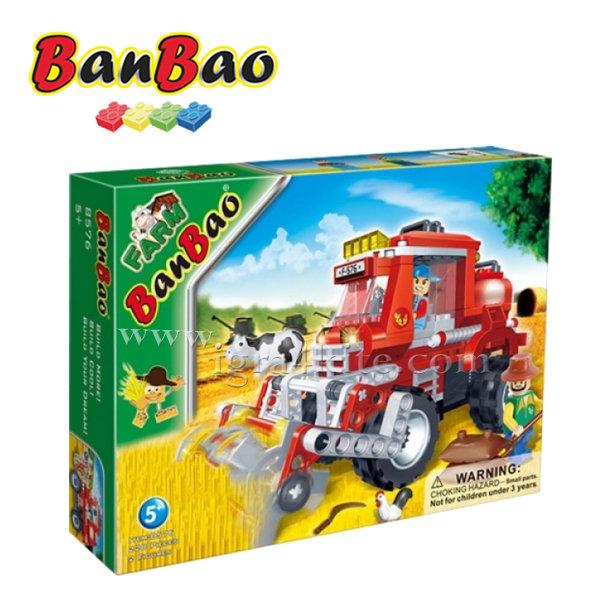 BanBao - Строител 5+ Комбайн 8576