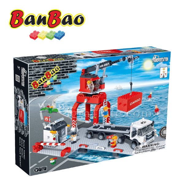 BanBao - Строител 5+ Товарно пристанище 8766