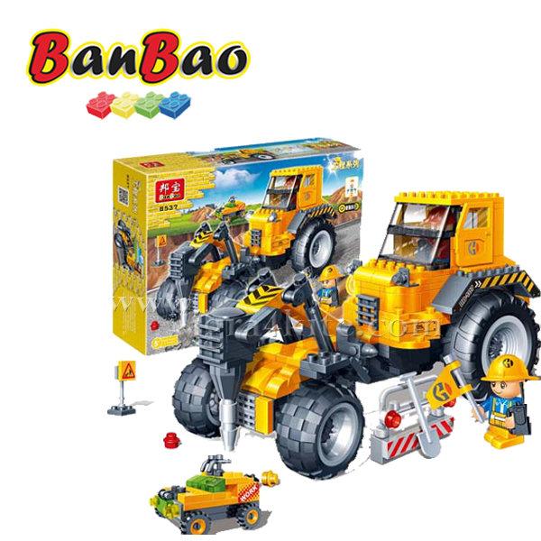 BanBao - Строител 5+ Къртач 8537