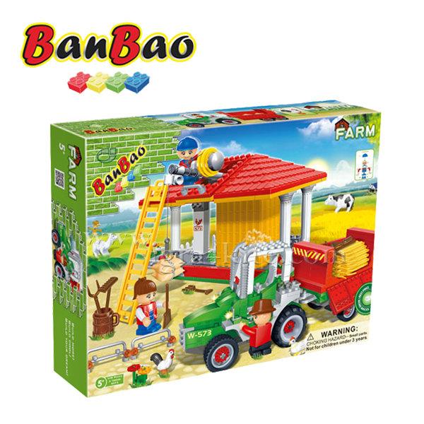 BanBao - Строител 5+ Хамбар 8573