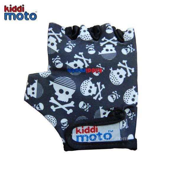 Kiddimoto - Детски спортни ръкавици за колело без пръсти S,M GLV019