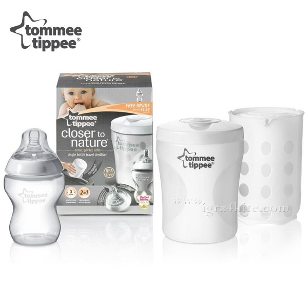 Tommee Tippee - Стерилизатор за едно шише 423100