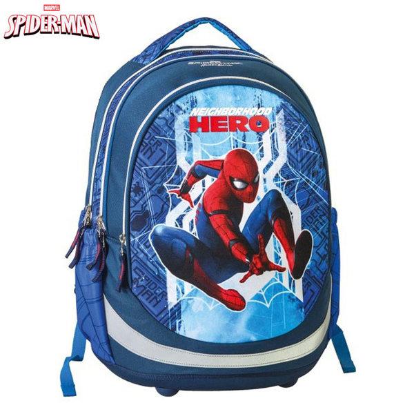 Spiderman - Ученическа ергономична раница Спайдърмен 316407