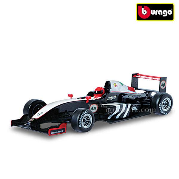 Bburago - Автомобил 1:24 ФОРМУЛА ABARTH