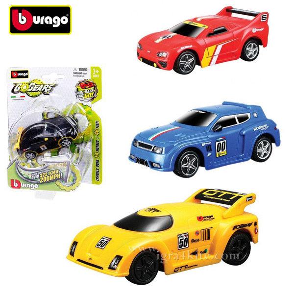 Bburago - GoGears Състезателна количка