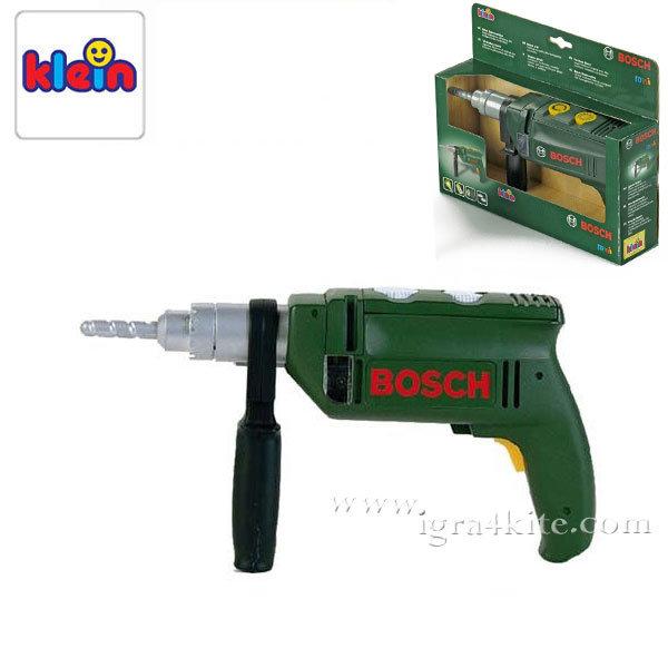 Klein - Bosch mini Детска бормашина 8410