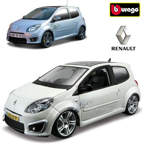 Bburago - Кола 1:24 Renault Twingo RS