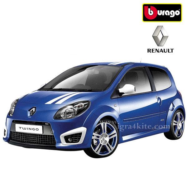 Bburago - Кола 1:24 Renault Twingo Gordini