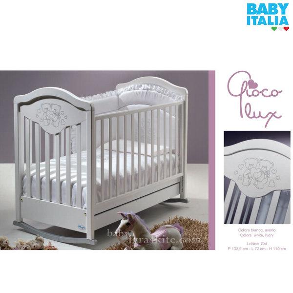 Baby Italia - Gioco Lux Детско легло с кристали Swarovski