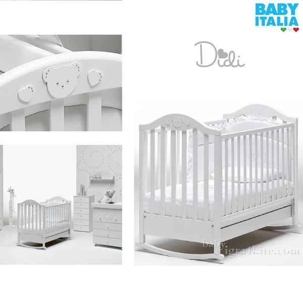 Baby Italia - Didi Детско легло люлка