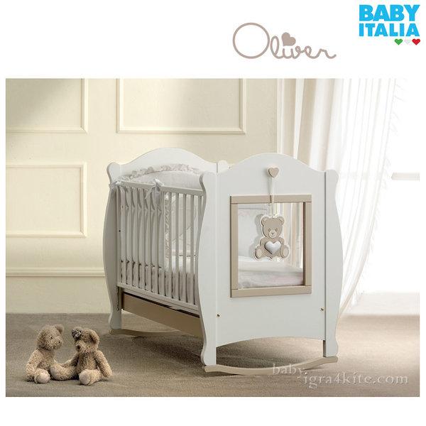 Baby Italia - Oliver Детско легло люлка