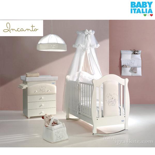 Baby Italia - Incanto Детско легло люлка