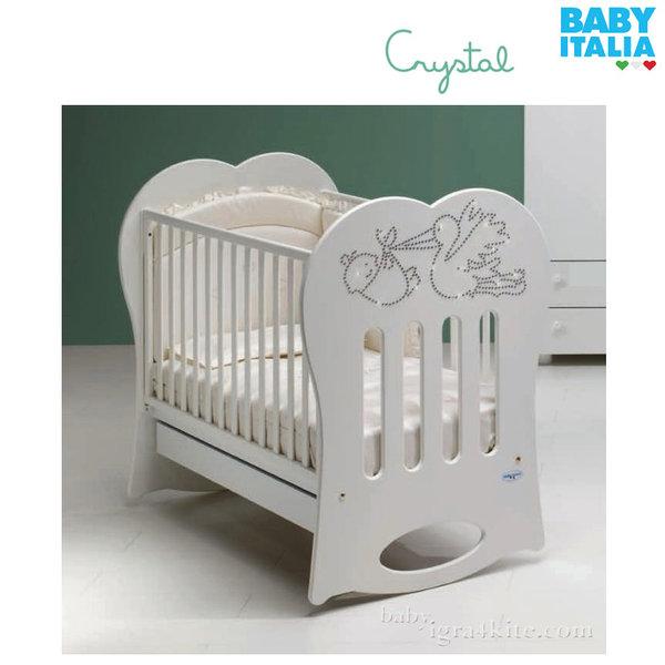 Baby Italia - Crystal Детско легло с кристали Swarovski