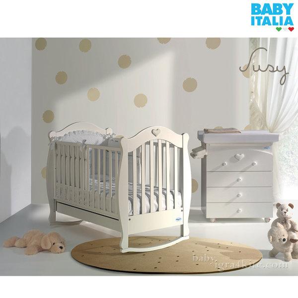 Baby Italia - Suzy Детско легло люлка