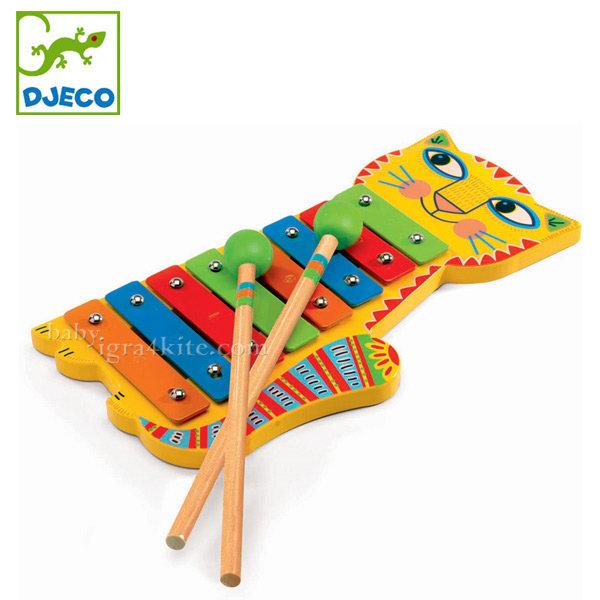 Djeco - Детски ксилофон Animambo 06002