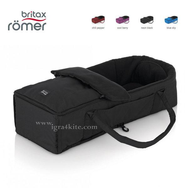 Britax Romer - Портбебе Britax Neon Black